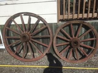 Antique Farm & Barn Primitives